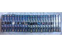 Star Trek Deep Space Nine Seasons 1-7 Complete VHS