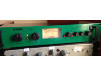 Joe Meek SC2.2 v4 Stereo Optical Compressor, Mid-Side Operation, Dark Mode, Tested & Serviced