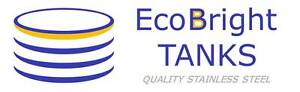 EcoBright Tanks – Quality STAINLESS STEEL Rain Water Tanks Cowra Cowra Area Preview