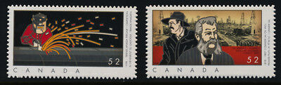 Canada 2267I 8I Mnh First Commercial Oilwell  Transcanada Pipeline