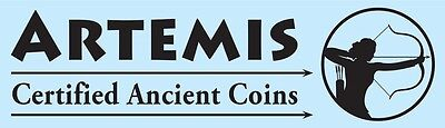 Artemis Certified Ancient Coins