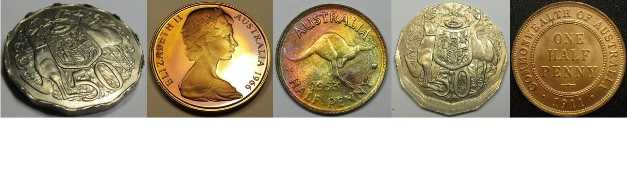 Browne's Coins