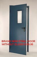 STEEL COMMERCIAL FIRE METAL DOOR $139,95. CALL 416-677-4915