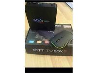 Android box MXQ pro