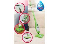 H2O Power Mop 5 in 1 £40- USED BUT ALL PIECES ARE AVAILABLE