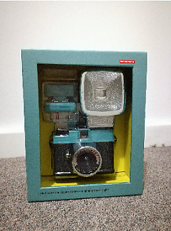 DIANA MINI with Flash and Box included!
