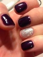$20 Gel Nails - Back to School Special!!!