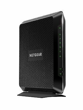 NetGear C7000-100NAR AC1900 WiFi Cable Modem Router Combo - Refurbished