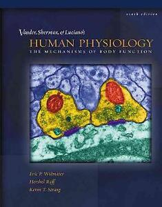 Human Physiology 9th Edition