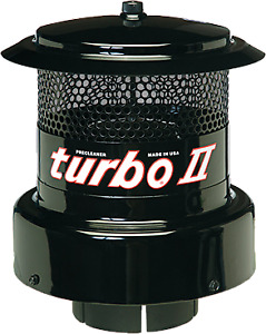 Turbo 2 precleaner