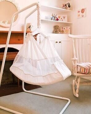 amby baby natures nest hammock crib cot with new mattress amby baby natures nest hammock crib cot with new mattress   in      rh   gumtree