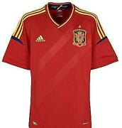 Spain Football Shirt 2012