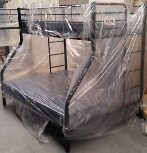 BRAND NEW BUNK BED with double/single thick foam AND DELIVERY Old Guildford Fairfield Area Preview