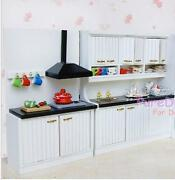 dollhouse furniture set - Dollhouse Kitchen