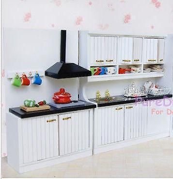 Dollhouse Kitchen Furniture Ebay