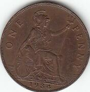 1934 Penny