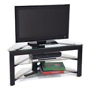 Wood Corner TV Stand
