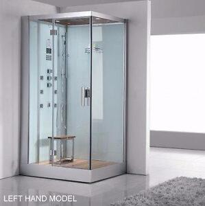 DZ959F8-W Steam Shower 47.25x35.4x89