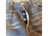 501 Levi Jeans - 34x34