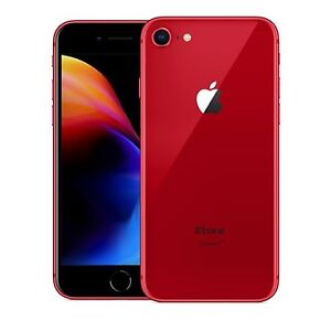 iPhone 8 Product RED Mint condition