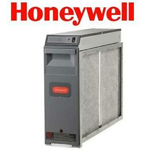 """NEW HONEYWELL AIR CLEANER 20""""x25"""" - 124378618 - ELECTRONIC 120V"""