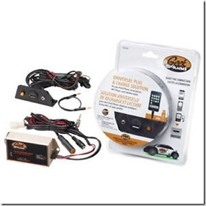Geek Squad Auxiliary In and USB Charger