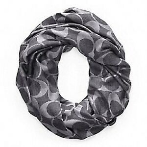 Coach Infinity Scarf – Brand New with tags!!!
