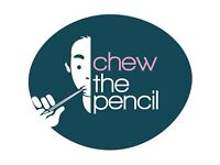 Graphic Design Service ✐CHEW THE PENCIL✐ change your business with our design