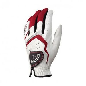 New Callaway Diablo Octane Men's Left Hand Golf Glove - slightly marked to clear
