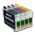 Hervulbare cartridges T1291 tot T1294 Smart Ink huismerk
