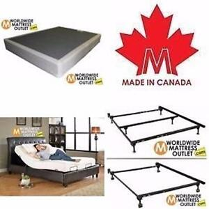 Bed frames, Box Springs and Adjustable Beds ***** Rock Bottom prices*****In Sarnia