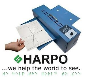 NEW HARPO PIAF GARPHIC MAKER - 122397855 - A Tactile Image Maker FOR VISUALLY IMPAIRED