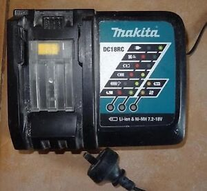 Makita battery charger Burswood Victoria Park Area Preview