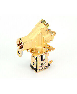 Wilbur Curtis Wc-801 Valve Inlet Brass .50 Gpm 120 - Free Shipping
