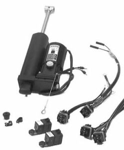 Mercury marine 25 40 hp outboard power trim and tilt kit for Power trim motor for johnson outboard