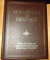Armley/Waterfield Manitoba book