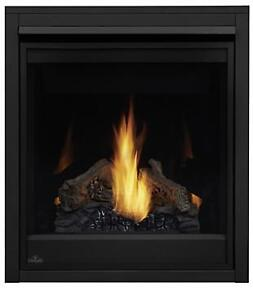 """30"""" / 36"""" DIRECT VENT GAS FIREPLACE"""