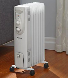 Barely Used Noma Oil Filled Heater