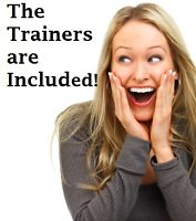 Why pay extra for personal training?  Included in membership!