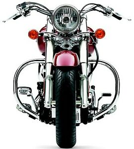 COBRA FREEWAY BARS, NEW, '98-'09 SUZUKI VL1500 INTRUDER / C90