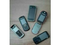Mobile Phone Job Lot