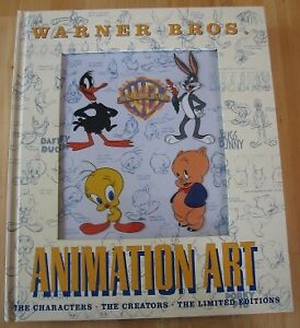 Warner Brothers - Animation Art