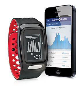 Sync Burn Activity Tracker/ Heart Monitor NEW - Worth $119.00