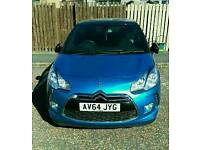 Citroen Ds3 2014 excellent condition 1.6 petrol