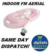 Indoor FM Antenna