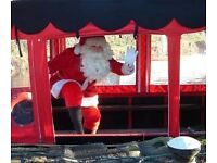 Magical Santa boat trips on the Union Canal from Broxburn