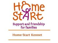 Home-Start Kennet are recruiting home visiting volunteers to support families with a child under 5