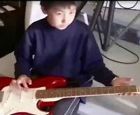 Semaine intensive de guitare 10 ans + Camp de jour musical