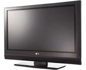 WANTED NONE WORKING LCD TVS NO BROKEN SCREEN