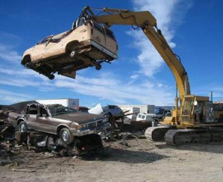 Bonnie's Car Crushers